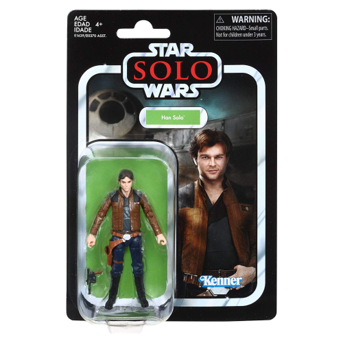Star Wars Solo The Vintage Collection Han Solo